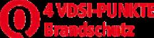 4 VDSI-Punkte Brandschutz